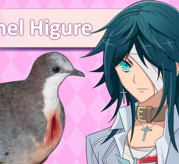 Hatoful Boyfriend:  A School of Hope and White Wings